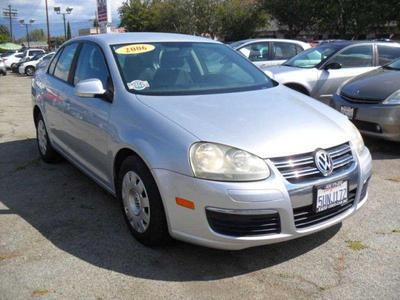 Used 2006 Volkswagen Jetta Value Edition