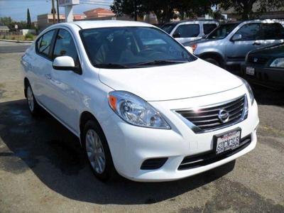 Used 2012 Nissan Versa 1.6 SV