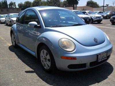 Used 2009 Volkswagen New Beetle 2.5