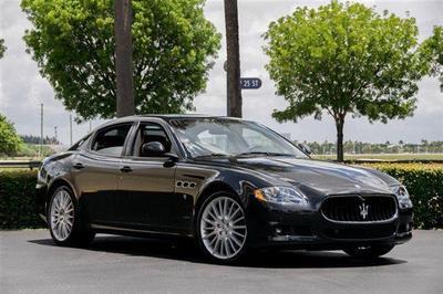 Used 2012 Maserati Quattroporte S