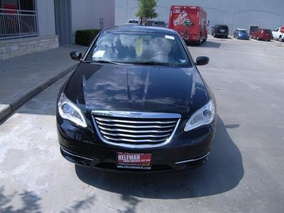 New 2011 Chrysler 200 LX