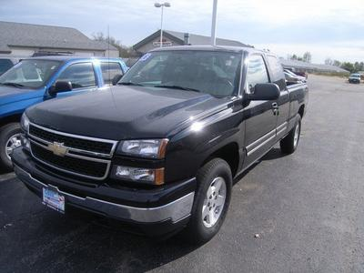 Used 2006 Chevrolet Silverado 1500 LT