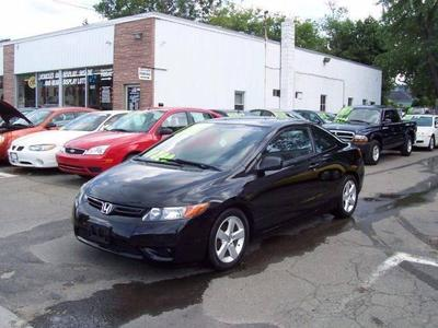 Used 2008 Honda Civic EX