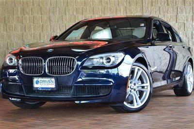 Used 2012 BMW 750 i