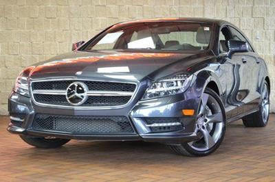 Used 2012 Mercedes-Benz CLS550 4MATIC