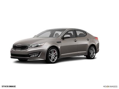 New 2013 Kia Optima 4DR SDN SX