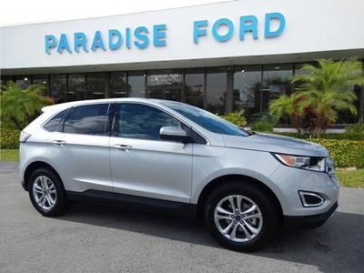 New 2015 Ford Edge SEL