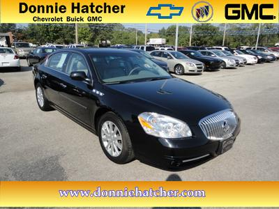 Used 2011 Buick Lucerne CXL
