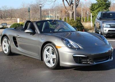 New 2016 Porsche Boxster Base