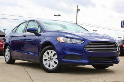 New 2014 Ford Fusion S