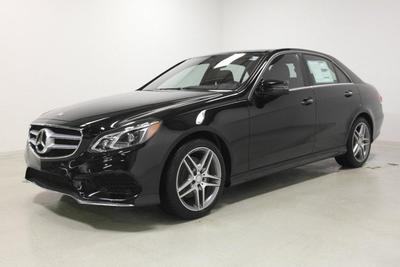 New 2016 Mercedes-Benz E400 4MATIC