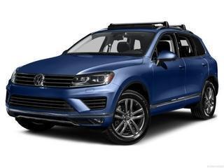 New 2016 Volkswagen Touareg TDI Lux
