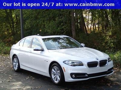 New 2016 BMW 528 i xDrive
