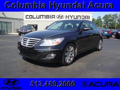 New 2009 Hyundai Genesis 3.8
