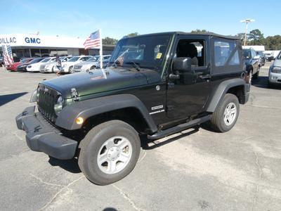 Used 2011 Jeep Wrangler Sport