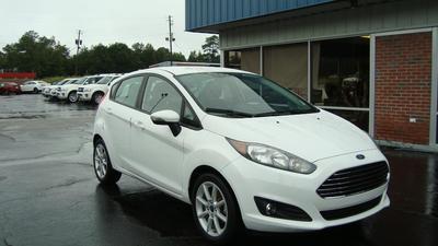 New 2015 Ford Fiesta SE