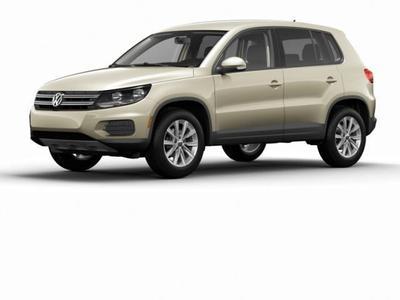 New 2014 Volkswagen Tiguan