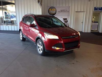 New 2015 Ford Escape SE