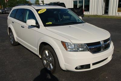 Used 2009 Dodge Journey R/T