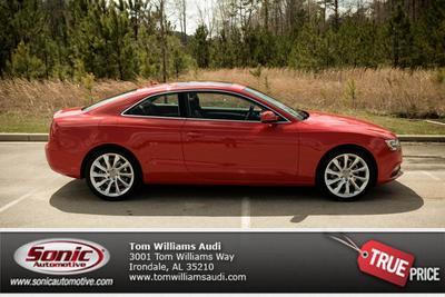 New 2013 Audi A5 2.0T Premium