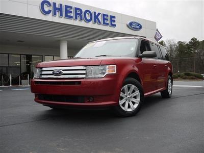 Used 2009 Ford Flex SE