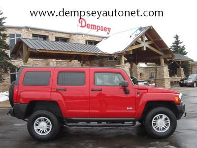 Used 2008 Hummer H3