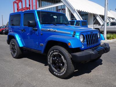 New 2014 Jeep Wrangler Sahara