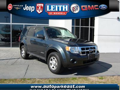Used 2008 Ford Escape XLS