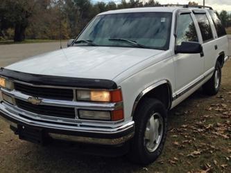 Used 1997 Chevrolet Tahoe