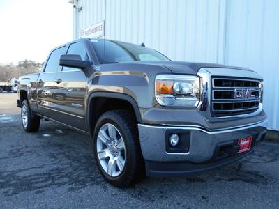 New 2014 GMC Sierra 1500 SLE