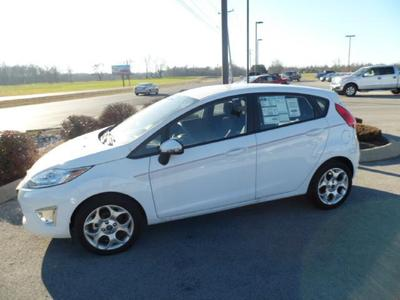 New 2011 Ford Fiesta SES
