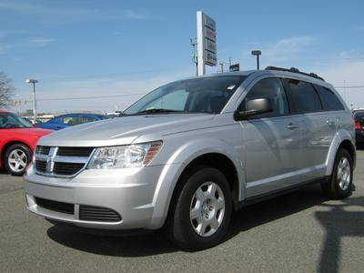 Used 2009 Dodge Journey SE
