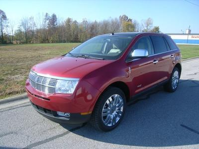 New 2010 Lincoln MKX