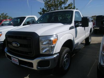 New 2012 Ford F-250 XL