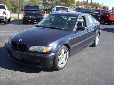 Used 2002 BMW 330 i
