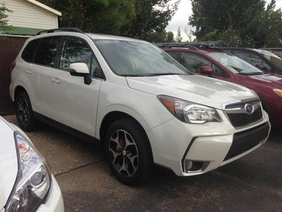 New 2014 Subaru Forester 2.0XT Touring
