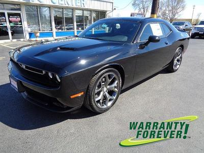 New 2015 Dodge Challenger SXT