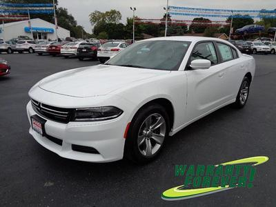 New 2015 Dodge Charger SE