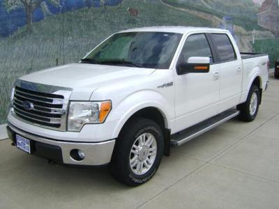 Used 2013 Ford F150 Lariat