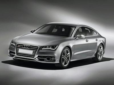 New 2015 Audi S7 4.0T quattro
