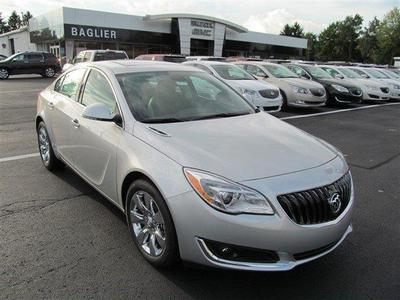 New 2015 Buick Regal Turbo Premium I