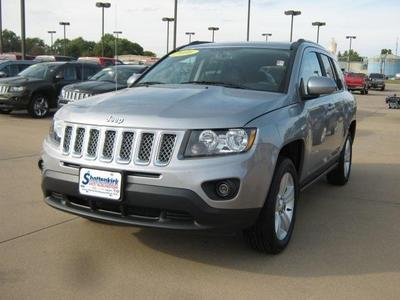 New 2016 Jeep Compass Latitude