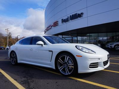 New 2014 Porsche Panamera Turbo
