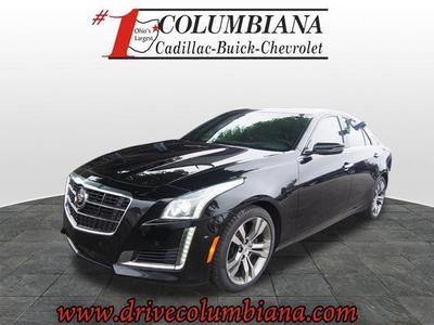 New 2014 Cadillac CTS 3.6L Twin Turbo Vsport Premium
