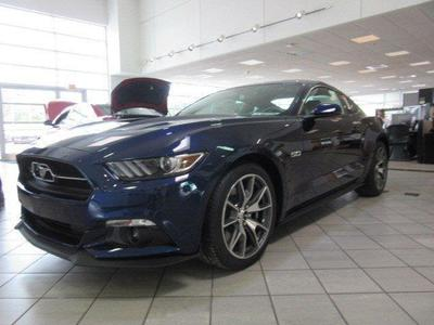 New 2015 Ford Mustang GT 50 Years Limited Edition