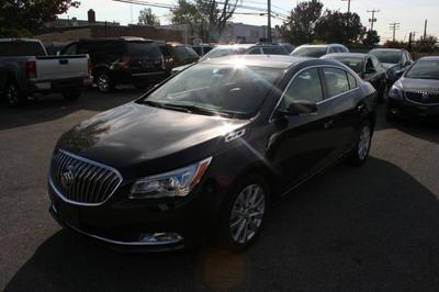 New 2015 Buick LaCrosse Leather
