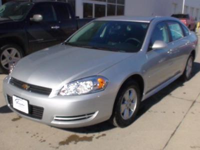 New 2009 Chevrolet Impala LT