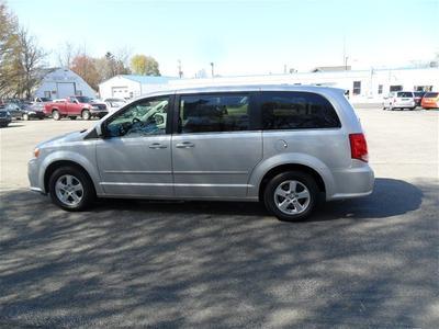 Used 2012 Dodge Grand Caravan Crew
