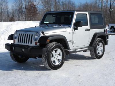 Used 2012 Jeep Wrangler Sport
