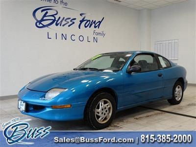 Used 1997 Pontiac Sunfire